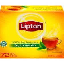LIP 290 Lipton/Unilever Classic Tea Bags LIP290