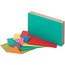 OXF 04736 Oxford Extreme Index Cards OXF04736