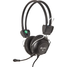 Syba Computer/Audio Headset with Microphone / Mfr. No.: Cl-Cm-5023
