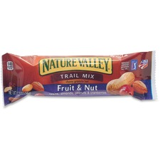 GNM SN1512 General Mills Nature Valley Chewy Trail Mix Bars GNMSN1512