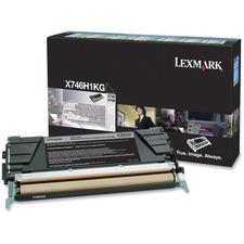 LEXX746H1KG - Lexmark Toner Cartridge