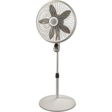 "Lasko 18"" Remote Control Cyclone Pedestal Fan"