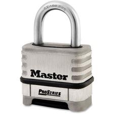 MLK 1174D Master Lock ProSeries Stlss Steel Combo Lock MLK1174D