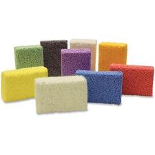 CKC 9651 Chenille Kraft Squishy Foam Color Modeling Bricks CKC9651