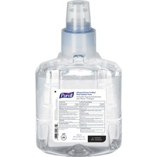 GOJ 190402 GOJO PURELL LTX-12 Refill Foam Hand Sanitizer GOJ190402