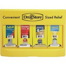 LIL71613 - Lil' Drug Store LIL' Drug Store 4Med Sngl-dose Medicine Dispenser