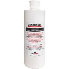IDEAL Destroy-it Shredder Oil - 453.6 g