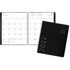 AAG70260X05 - At-A-Glance Contemporary Monthly Planner