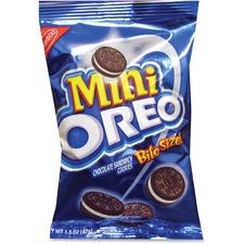 NFG0001 - Oreo Nabisco Mini Bite Size Cookie Packet