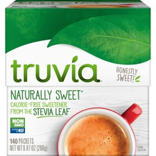 TRU 8857 Cargill Truvia Sweetener Packets TRU8857