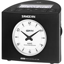 Sangean Desktop Clock Radio - 700 mW RMS