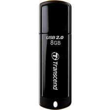 Transcend 8GB JetFlash 350 USB 2.0 Flash Drive