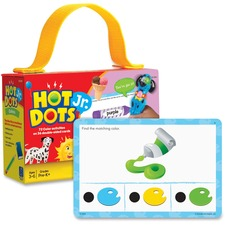 Hot Dots Jr. Colors Card Set