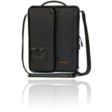 "Higher Ground Shuttle 2.1 Carrying Case for 11"" Notebook, Document, Accessories - Black"