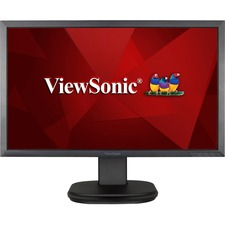 "ViewSonic VG2439m-LED 24"" Widescreen LED Monitor"