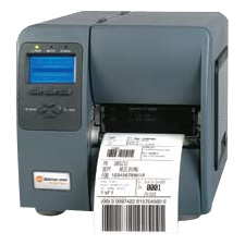 DATAMAX-O''''NEIL, M-4206, BARCODE PRINTER, 4, DIRECT THERMAL, SER/PAR/USB, STANDARD CUTTER