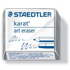 """Staedtler Kneadable Art Eraser - Rubber - 1.75"""" (44.45 mm) Width x 0.38"""" (9.53 mm) Height x 1.13"""" (28.58 mm) Depth x - 1 Each - Pliable, Soft"""