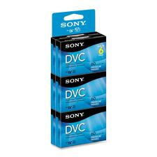 Sony Mini Digital Video Cassettes
