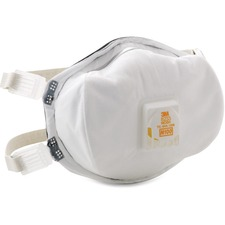 MMM 8233 3M Disposable N100 Particulate Respirator MMM8233