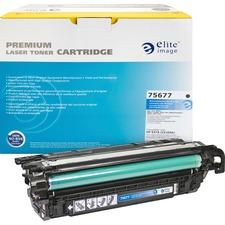 Elite Image Remanufactured Toner Cartridge - Alternative for HP 647A - Black - Laser - 8500 Pages