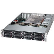 Supermicro SuperChassis SC826BA-R1K28LPB System Cabinet