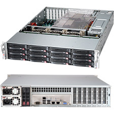 Supermicro SuperChasis SC826BE26-R920LPB Blade Server Cabinet