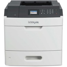 LEX40G0100 - Lexmark MS810N Laser Printer - Monochrome - 1200 x 1200 dpi Print - Plain Paper Print - Desktop