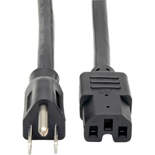 Tripp Lite Heavy Duty Power Cord, 16A,14AWG
