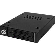 Icy Dock MB992SK-B Drive Bay Adapter - Internal - Matte Black