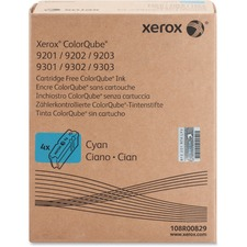 XER 108R00829 Xerox ColorQube 9200/9300 Solid Ink Sticks XER108R00829