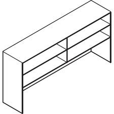 LAS41E723616C - Lacasse Hutch Without Doors