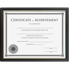 LLR 31881 Lorell 8x10 Frame w/Cert. of Achievement  LLR31881
