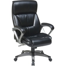 LLR52121 - Lorell Executive Leather Eco Chair