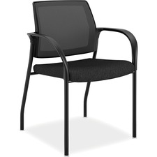 HON IS108NT10 HON Ignition Mesh Back/Glides MP Stacking Chair HONIS108NT10