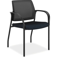 HON IS108NT90 HON Ignition Mesh Back/Glides MP Stacking Chair HONIS108NT90