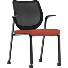 HON N606CU42 HON Nucleus Series ilira-stretch M4 Stacking Chair HONN606CU42