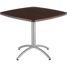 """ICE 65614 Iceberg CafeWorks 36"""" Square Cafe Tables ICE65614"""