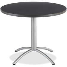 "ICE 65628 Iceberg CafeWorks 36"" Round Cafe Tables ICE65628"