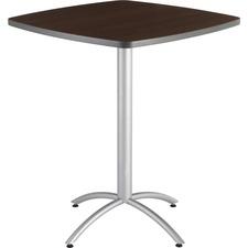 "ICE 65634 Iceberg CafeWorks 36"" Square Bistro Tables ICE65634"
