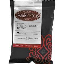 PapaNicholas Coffee Special House Blend Ground Coffee