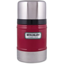 ADD1000131021 - Stanley Classic Vacuum Food Jar 17oz. - Red