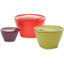 ADD1001165001 - Aladdin 3 Collapsible Bowl Set Assorted (32oz, 16oz, 4oz)