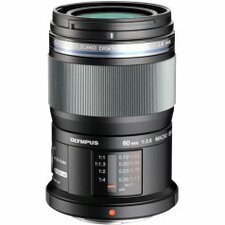 Olympus M.ZUIKO DIGITAL - 60 mm - f/2.8 - Macro Lens for Micro Four Thirds