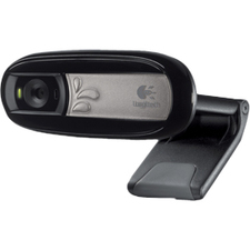 Logitech Webcam C170 VGA-Quality Video W Built-In Mi / Mfr. No.: 960-000880