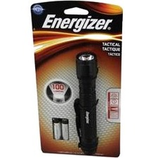 Energizer 2AA Tactical LED Light 100 Lumens Bright / Mfr. No.: Emhit21e