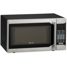 Avanti MO7103SST - 0.7 CF Touch Microwave - Black Cabinet with Stainless Steel Front