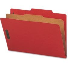 NAT SP17220 Nature Saver 1-Div Color Classification Folders NATSP17220