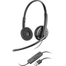 PLN BLACKWIRC320 Plantronics Blackwire C320 USB Headset  PLNBLACKWIRC320
