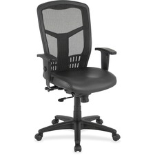 LLR 86208 Lorell Executive High-Back Mesh Chair LLR86208