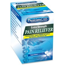 ACM90316 - PhysiciansCare Extra Strength Pain Reliever Tablets